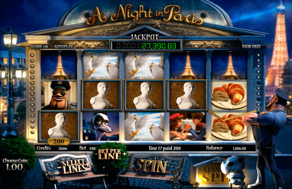 a night in paris betsoft