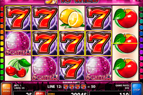 banana party casino technology