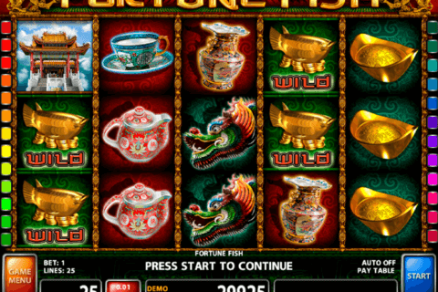 fortune fish casino technology