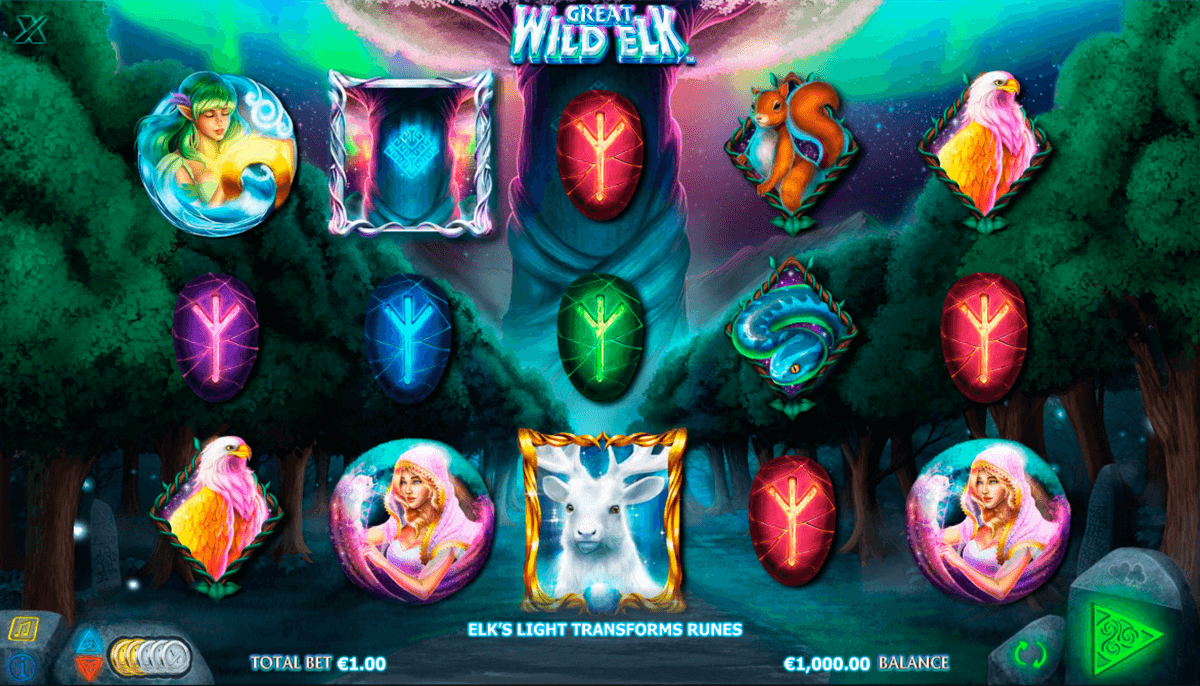 great wild elk nextgen gaming