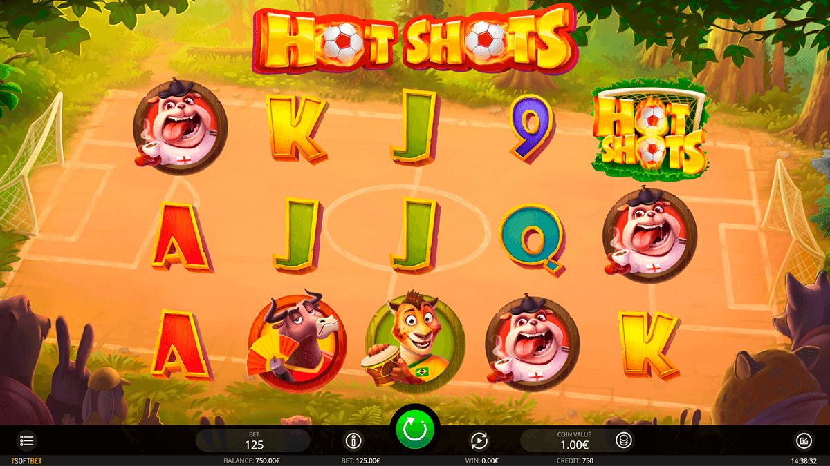 hot shots isoftbet
