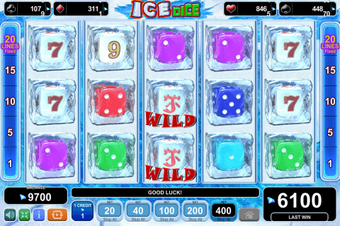 ice dice egt