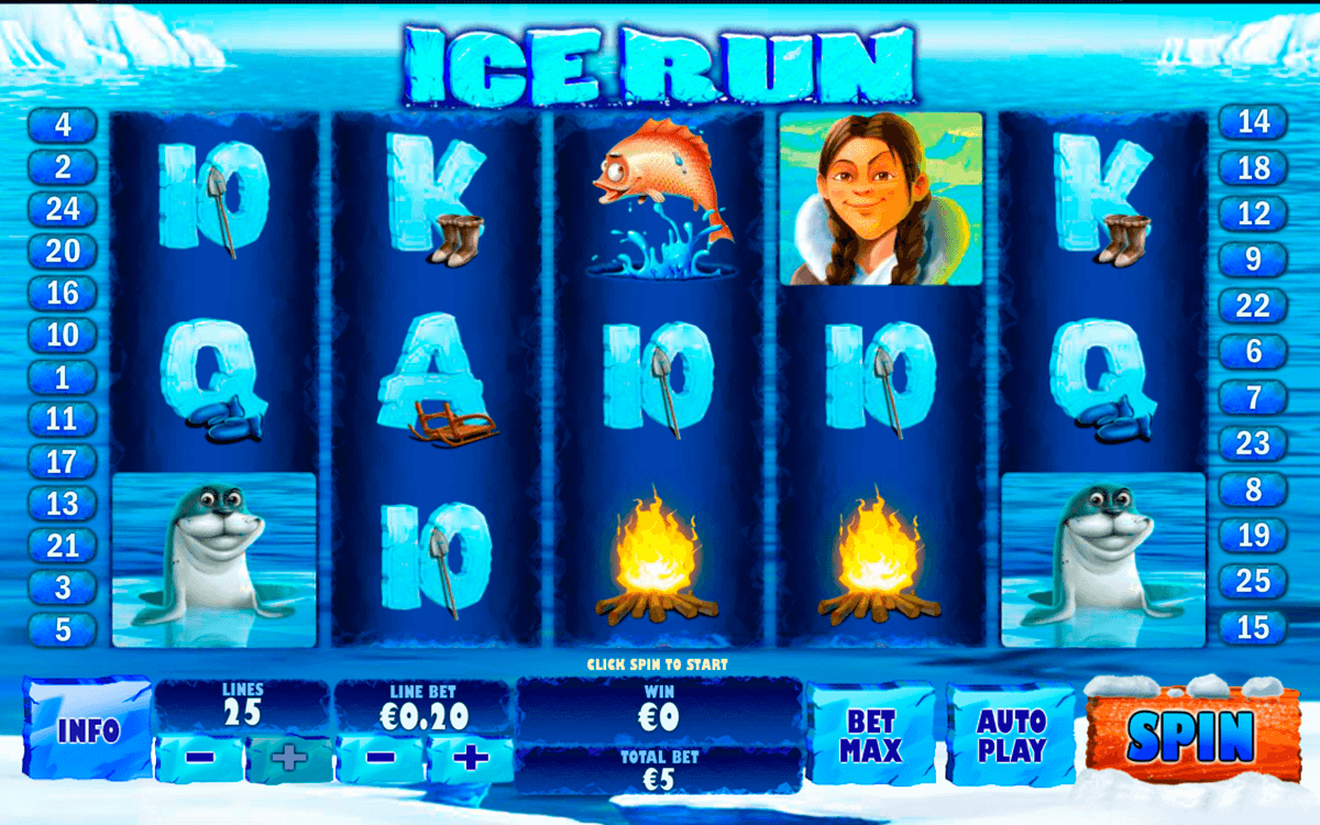 ice run playtech