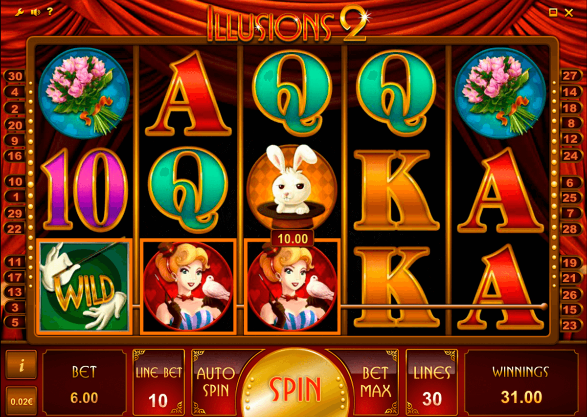 illusions 2 isoftbet
