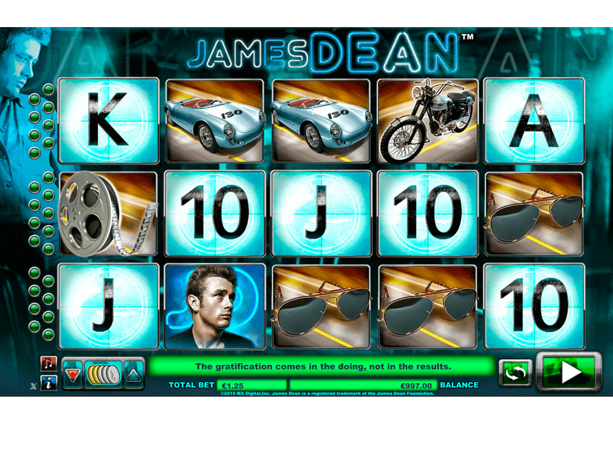 james dean nextgen gaming