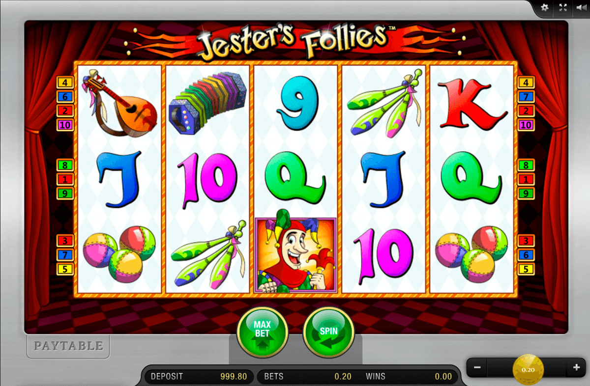 jesters follies merkur