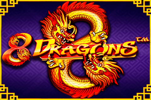 logo 8 dragons pragmatic