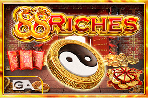 logo 88 riches gameart