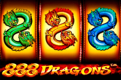 logo 888 dragons pragmatic