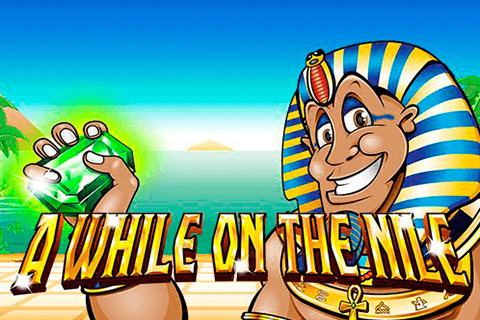 logo a while on the nile nextgen gaming
