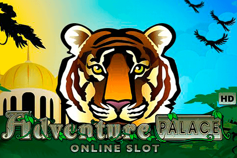 logo adventure palace microgaming