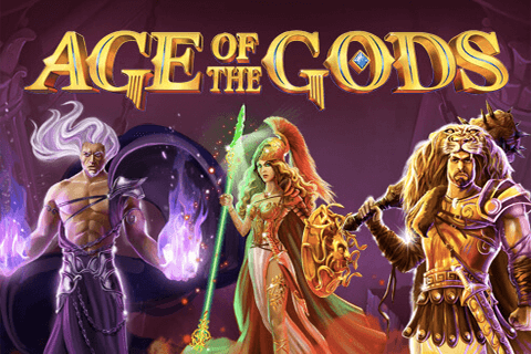 logo age of the gods playtech