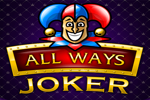 logo all ways joker amatic