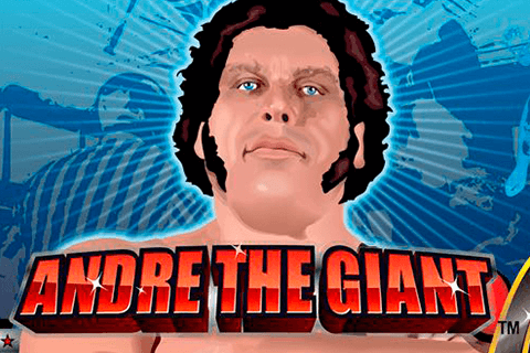 logo andre the giant nextgen gaming