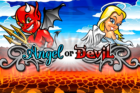 logo angel or devil playtech