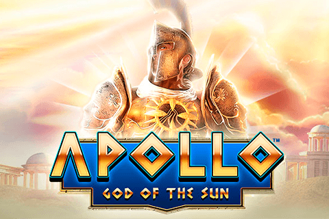 logo apollo god of the sun leander