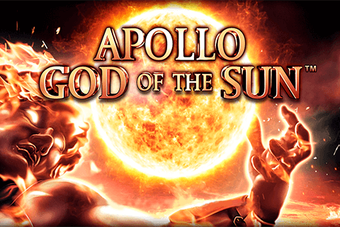 logo apollo god of the sun novomatic
