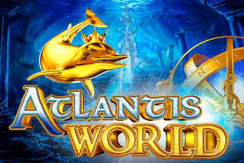 logo atlantis world gameart