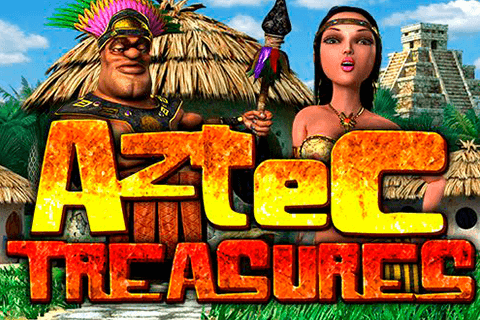 logo aztec treasures betsoft