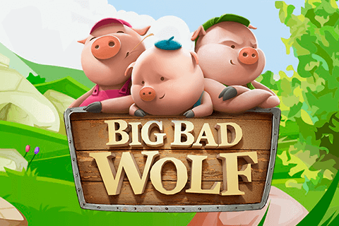 logo big bad wolf quickspin