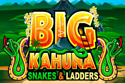 logo big kahuna snakes and ladders microgaming