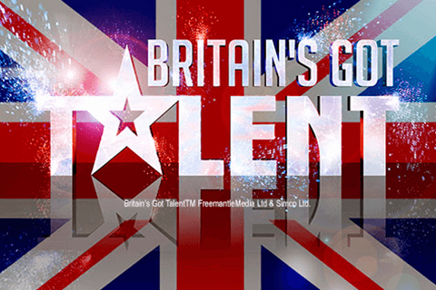 logo britains got talent playtech