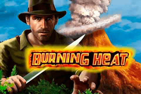 logo burning heat merkur