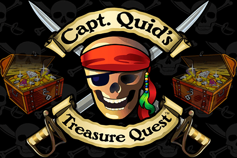 logo capt quids treasure quest igt