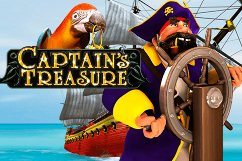 logo captains treasure playtech