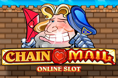 logo chain mail microgaming