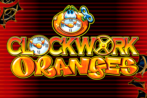 logo clockwork oranges novomatic