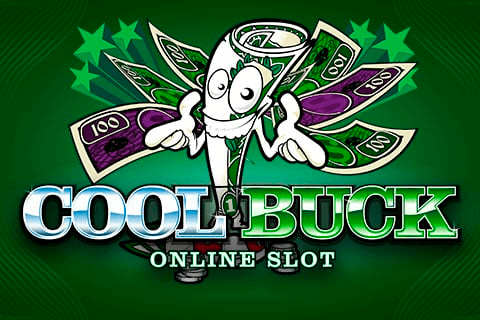 logo cool buck microgaming