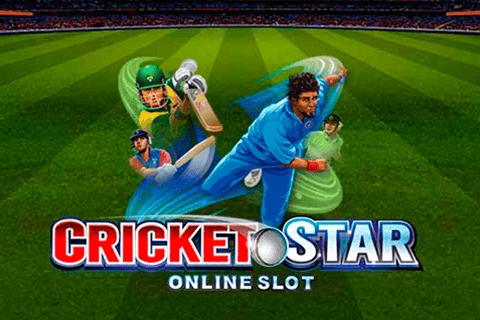 logo cricket star microgaming