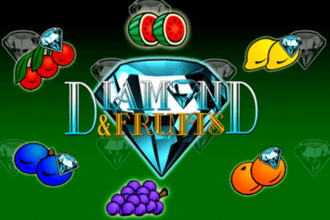 logo diamond and fruits merkur