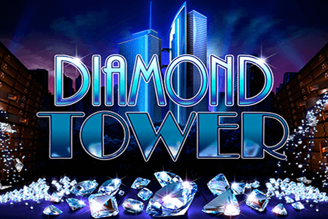 logo diamond tower lightning box