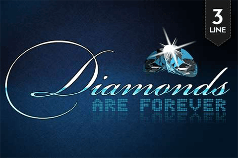 logo diamonds are forever pragmatic