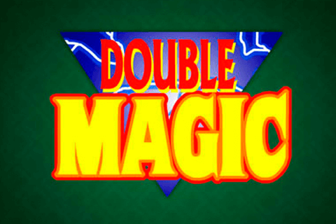 logo double magic microgaming