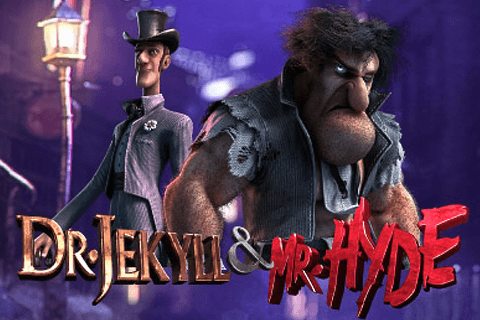 logo dr jekyll mr hyde betsoft