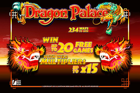 logo dragon palace lightning box