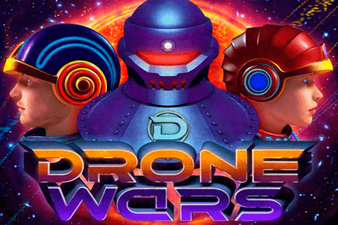 logo drone wars microgaming