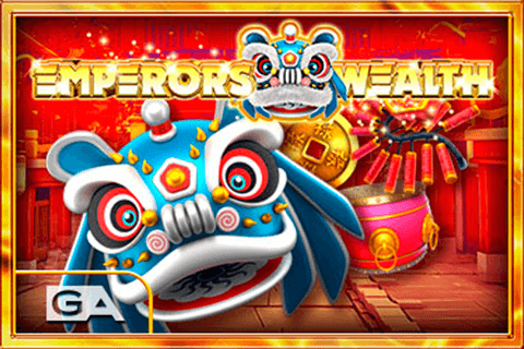logo emperors wealth gameart