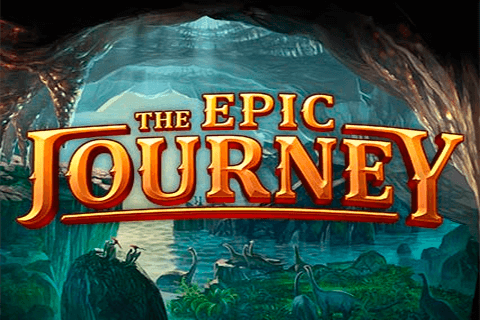 logo epic journey red tiger