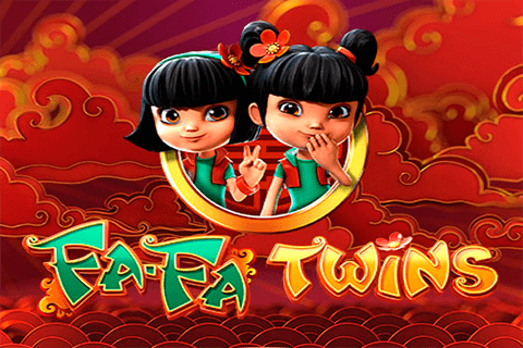 logo fafa twins betsoft
