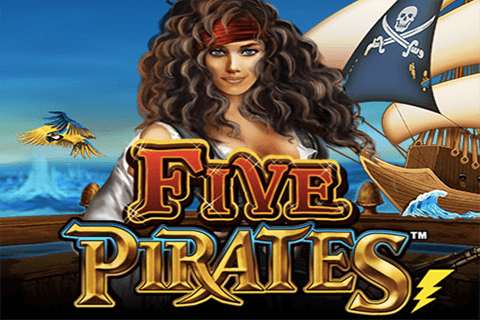 logo five pirates lightning box