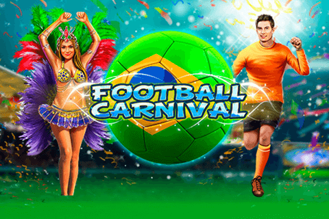 logo football carnival playtech