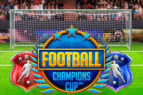 logo football champions cup netent