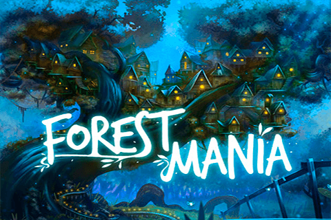 logo forest mania isoftbet