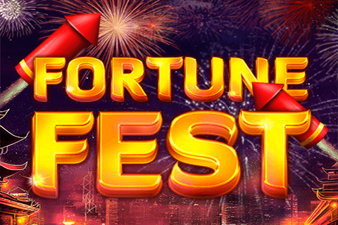 logo fortune fest red tiger