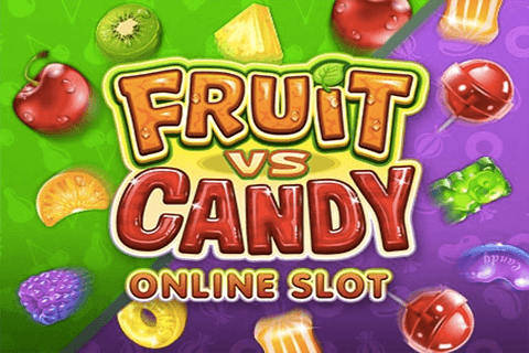 logo fruit vs candy microgaming