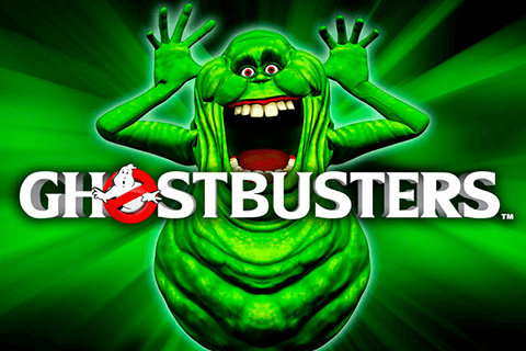 logo ghostbusters igt